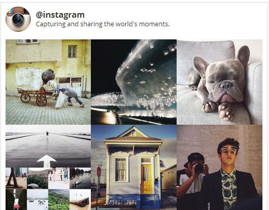 워드프레스 인스타그램(Instagram) 피드 플러그인