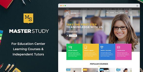 教育センター WordPress テーマ