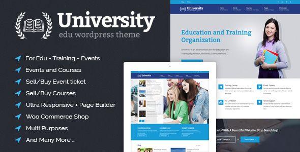WordPressのためのトレーニング、イベント、コーステーマ