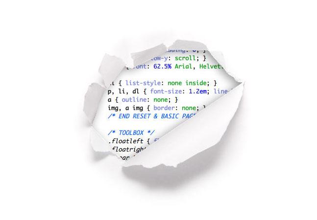 CSS Tricks 404ページテンプレート