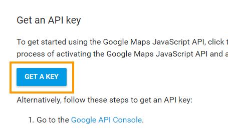 GoogleマップAPIキーの発行