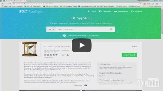 Studio Time Tracker – 트라도스 프로젝트 작업 시간 추적 플러그인