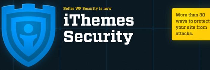 워드프레스 보안 플러그인 iThemes Security