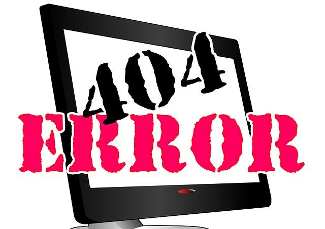 워드프레스에서 404 에러를 발생시키는 글/페이지 확인하기