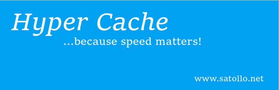 설정이 간편한 워드프레스용 캐시 플러그인 – Hyper Cache