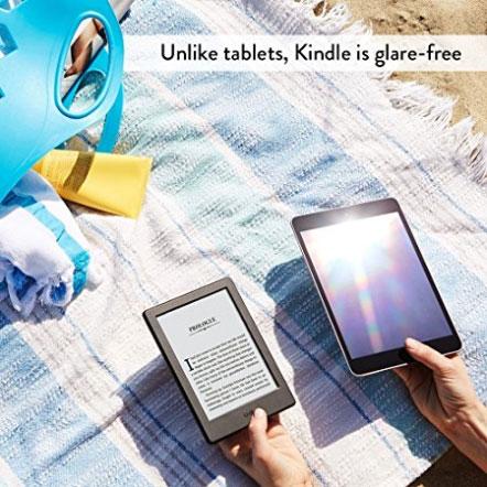 아마존 킨들 전자책 단말기(Kindle E-reader)