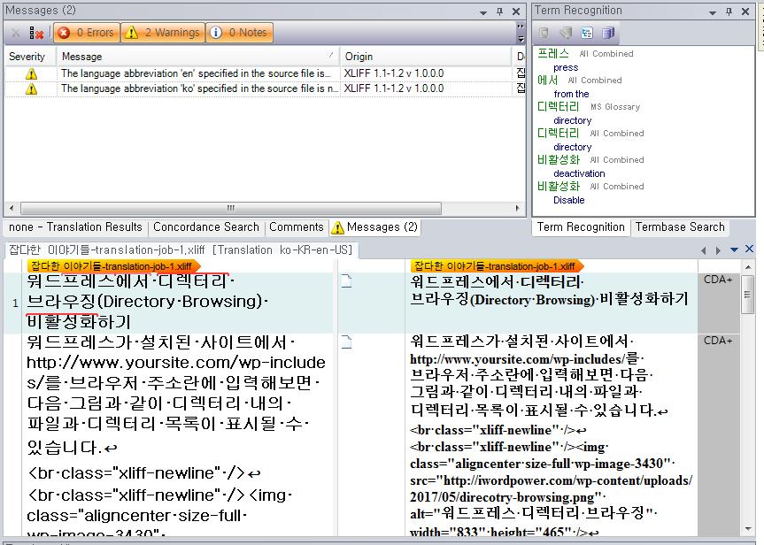 ワードプレスのサイト翻訳する