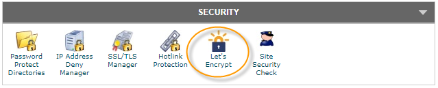 Siteground 무료 SSL 인증서