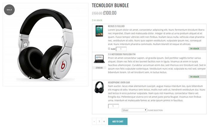 우커머스 상품 번들 플러그인 – YITH WooCommerce Product Bundles