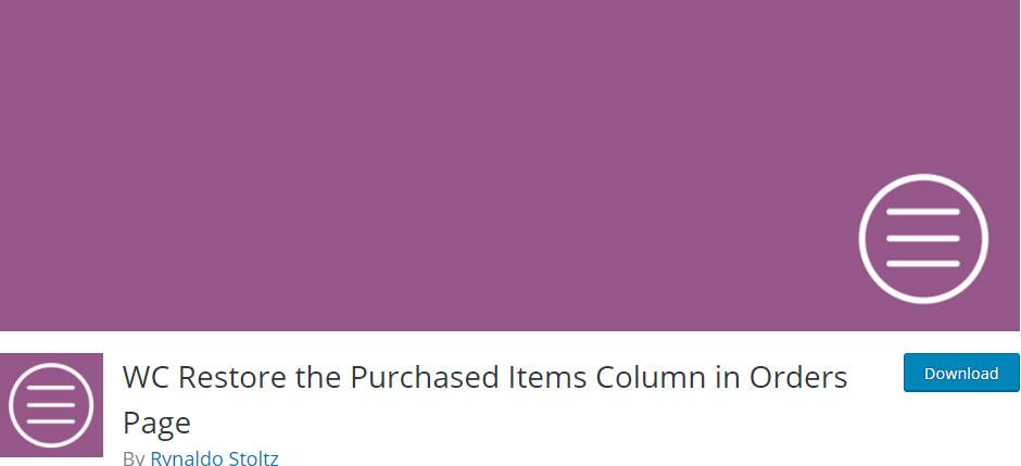 우커머스 주문 페이지에 구매자의 상품 리스트 표시하기