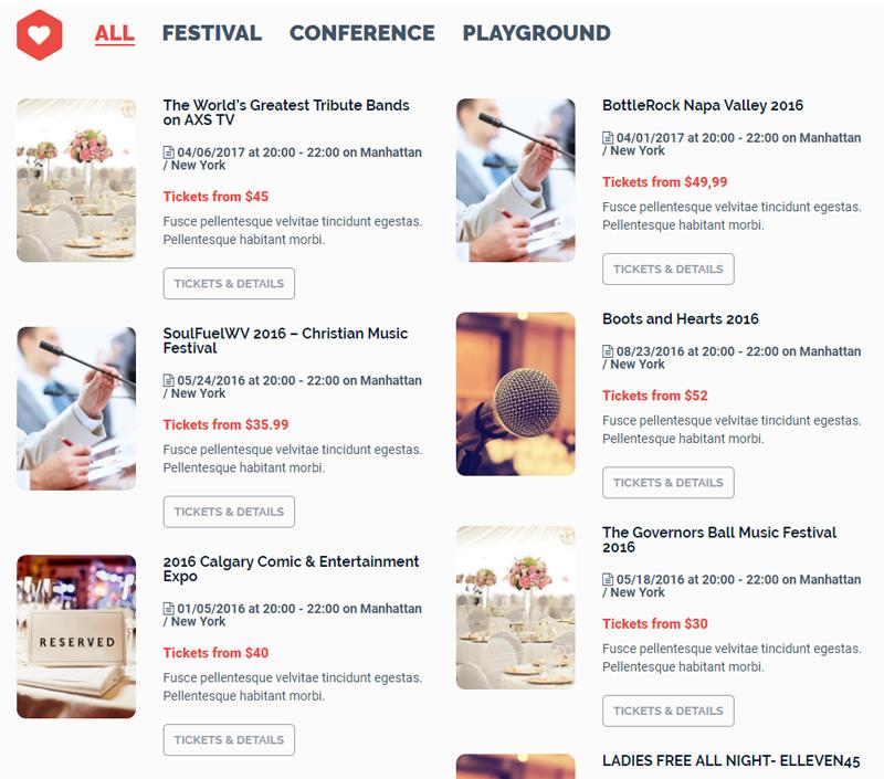 Event Grid  - ワードプレスイベント&カンファレンス管理/チケット販売のテーマ