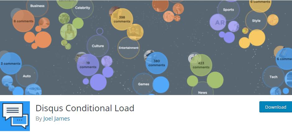 Disqus Conditional Loadプラグインのベータテスト2