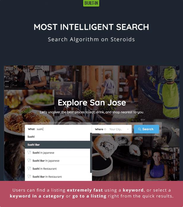 Intelligent Search compressor - ListingPro - 업체 목록 디렉터리 워드프레스 테마