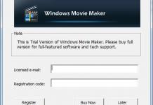 Windows Movie Maker Trial Version compressor 218x150  -  Windows Movie Makerをインストールした後の登録画面なくす