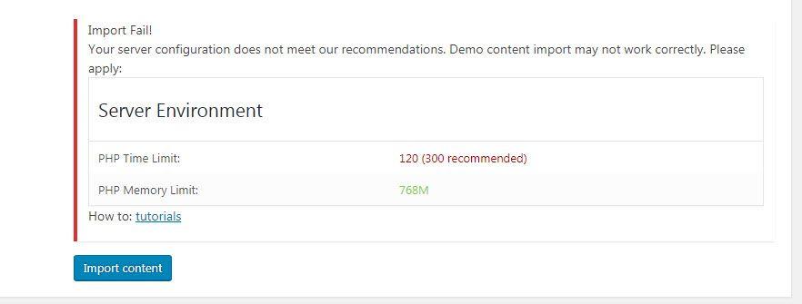 Sitegroundから WordPress デモのインストール時にエラーが出る場合は、4