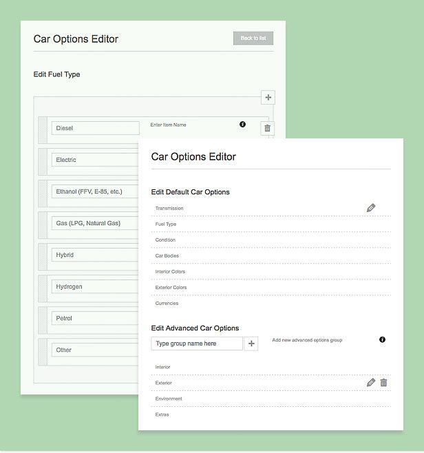 car options editor compressor  -  Car Dealer Automotive  - カーディーラー、自動車のワードプレスのテーマ
