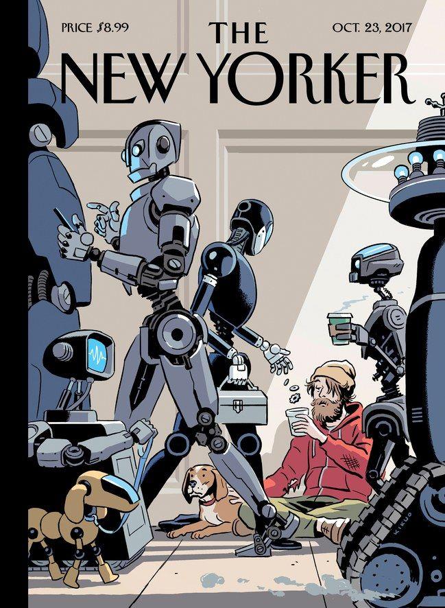 AI가 지배하는 새상