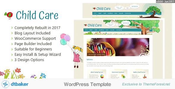 Elementorページビルダーを使用している WordPress テーマ1
