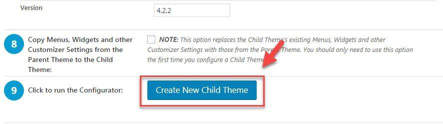 Create New Child Theme compressor  -  Child Theme Configuratorプラグインを使用して簡単にワードプレスチャイルドテーマを作成する