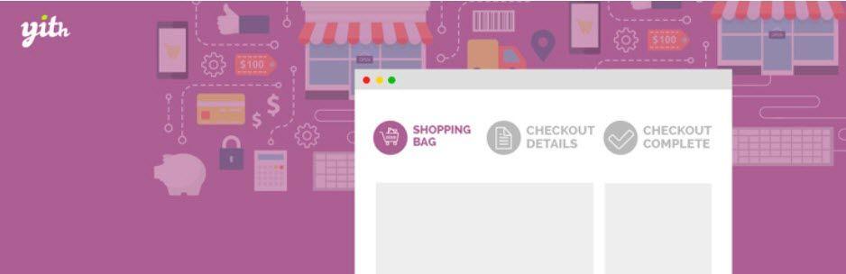 우커머스 다단계 결제 플러그인 - YITH WooCommerce Multi-step Checkout