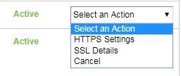 SSL証明書取り消し