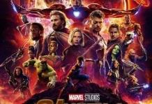 영화 '어벤져스: 인피니티 워' 포스터/출처: 마블 스튜디오