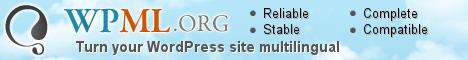 WordPress 多言語翻訳プラグインWPML