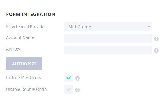 MailChimpニュースレター運営