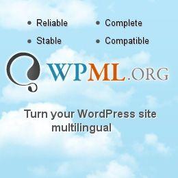 워드프레스 다국어 번역 플러그인 WPML