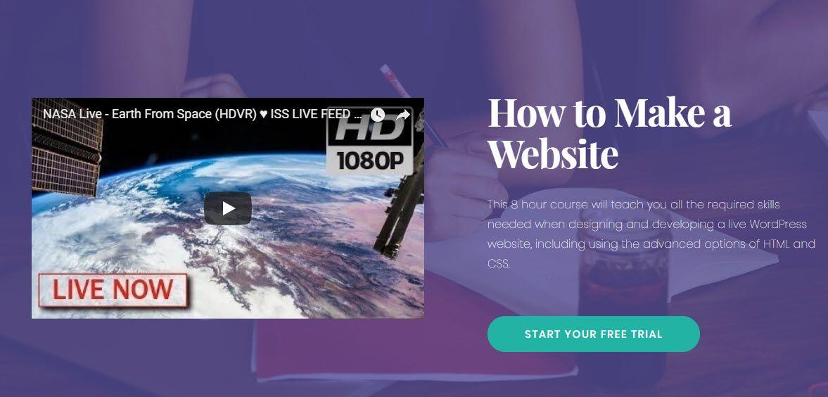 ワードプレスのページビルダー