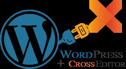ナモクロスエディタ WordPress プラグイン