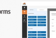 워드프레스 컨택트 폼 플러그인 WPForms