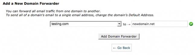 사이트그라운드 이메일 도메인 포워딩 설정하기