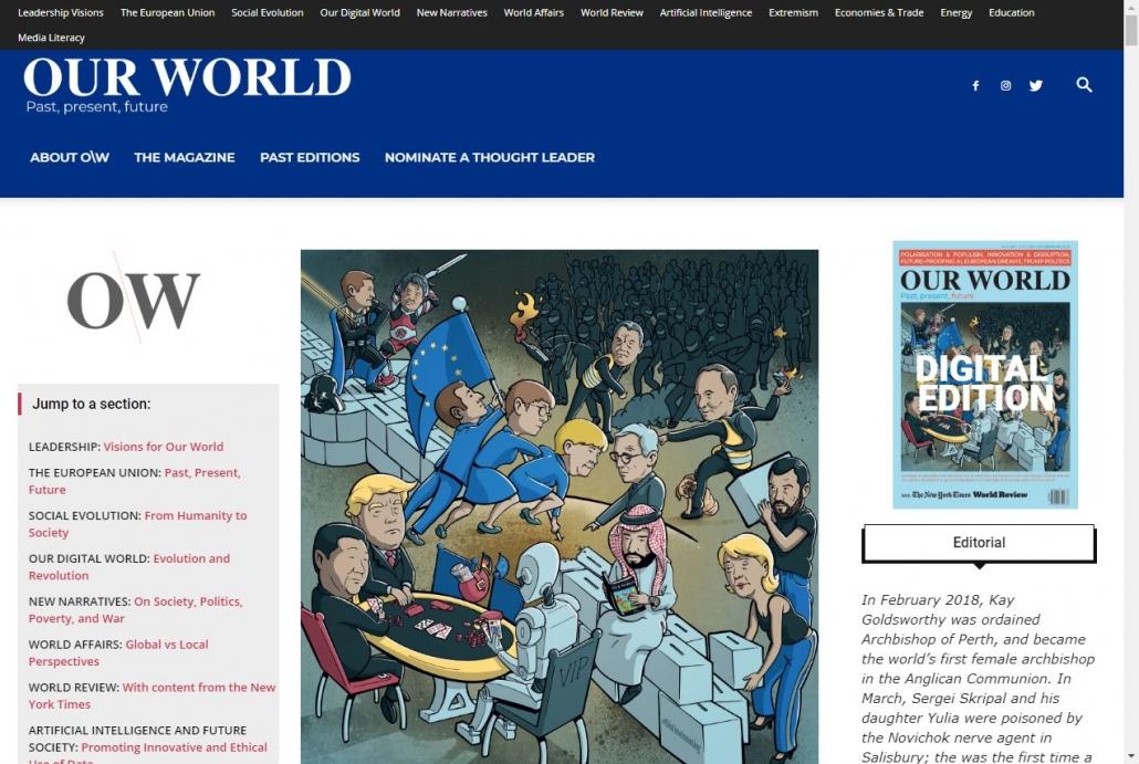 Our World compressor 1030x691  -  Newspaper テーマに制作されたワードプレスのサイト11