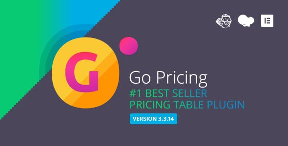 Go Pricing - 프리미엄 가격표 테이블 플러그인