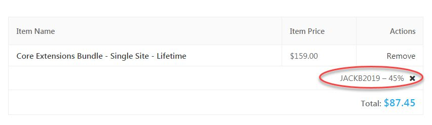 Ocean WP '개인' - Lifetime 플랜