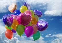 블루호스트 Bluehost 생일 세일 파티 풍선