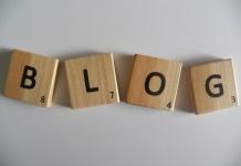 블로그 운영