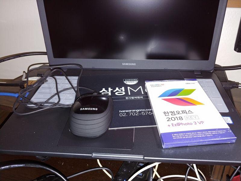 삼성전자 노트북5 NT550EBV-AD5BA