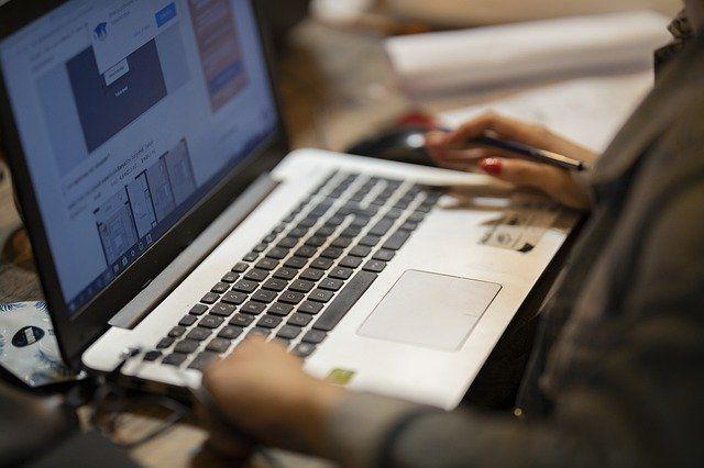 워드프레스 메뉴 항목 클릭 불가 노트북 컴퓨터