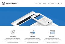 WordPress GeneratePressテーマのブログリニューアル