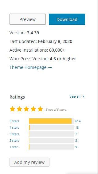 Huemanテーマ情報 -  6万個以上のサイトにインストールされ