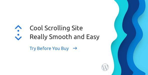 워드프레스 스무드 스크롤 플러그인 Smooth Scroll for WordPress