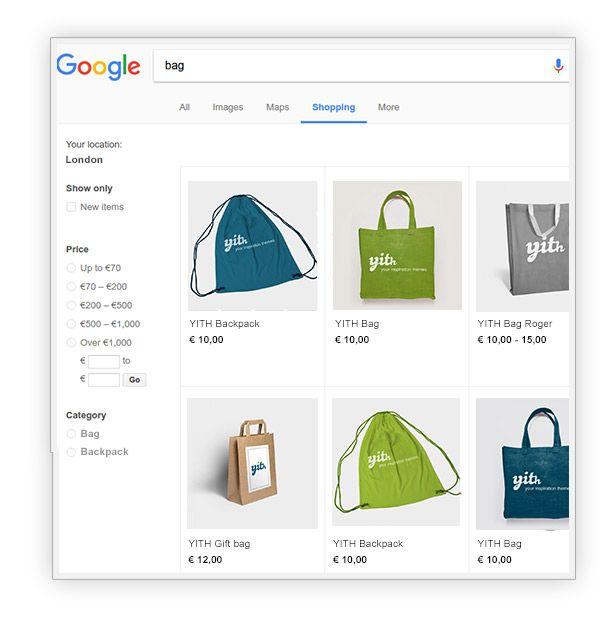 ワードプレス、Googleショッピングフィード生成プラグイン