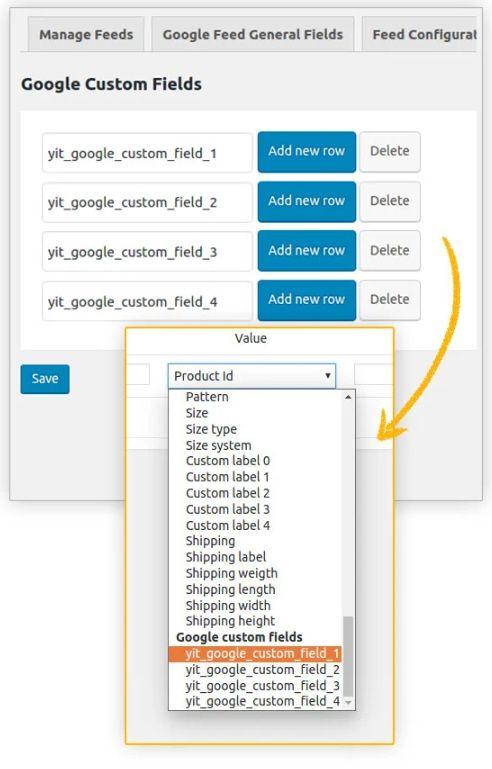 ワードプレスGoogleのプロダクトフィードプラグイン