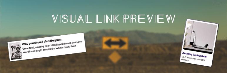 ワードプレスのビジュアルリンクのプレビュープラグインVisual Link Preview