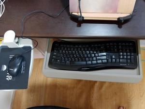 コンピュータ正しい姿勢座る法 - キーボードアーカイブ