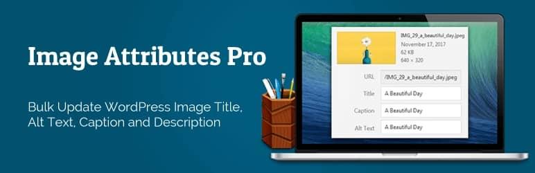ワードプレスの自動イメージプロパティの変更プラグイン