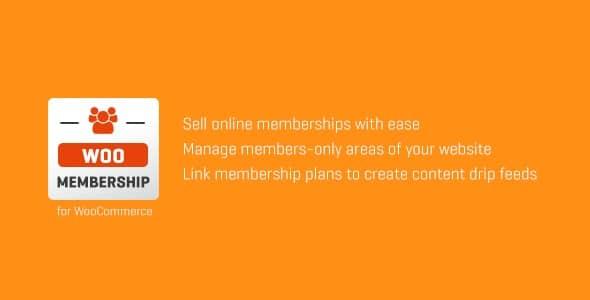 WooCommerce Membershipワードプレスウコマースメンバーシップのプラグイン