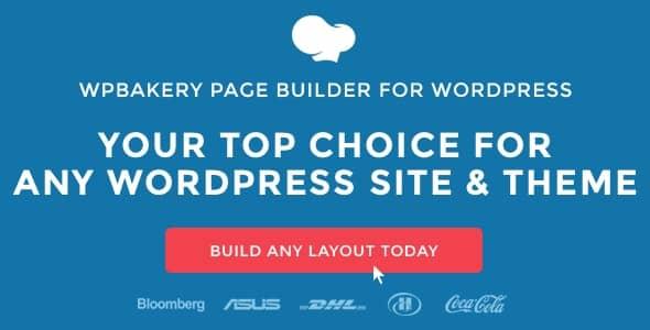 WordPress WPBakeryページビルダーセキュリティ更新プログラム